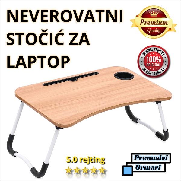 Stočić za laptop